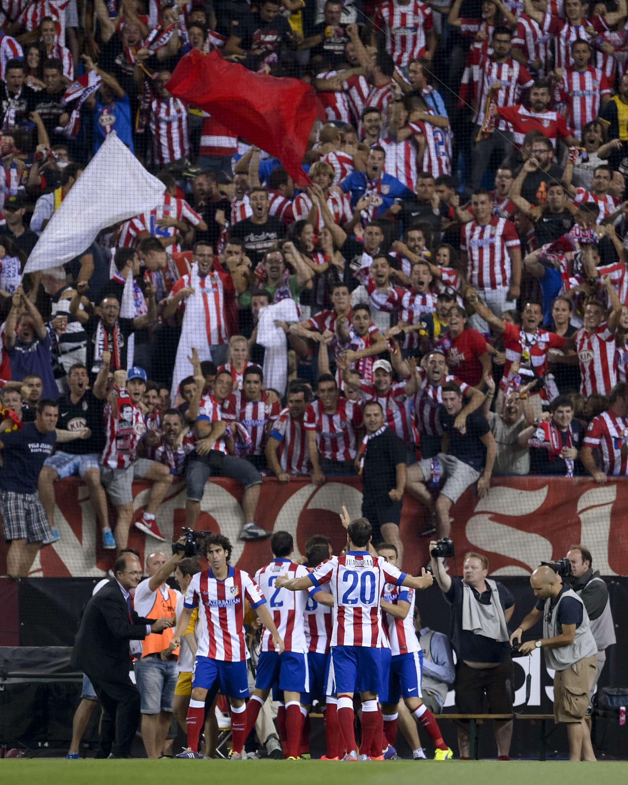 Atlético y Real Madrid definen la Supercopa en el Calderón