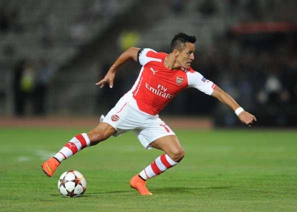 Arsenal y Alexis buscan triunfo como visita en la Premier