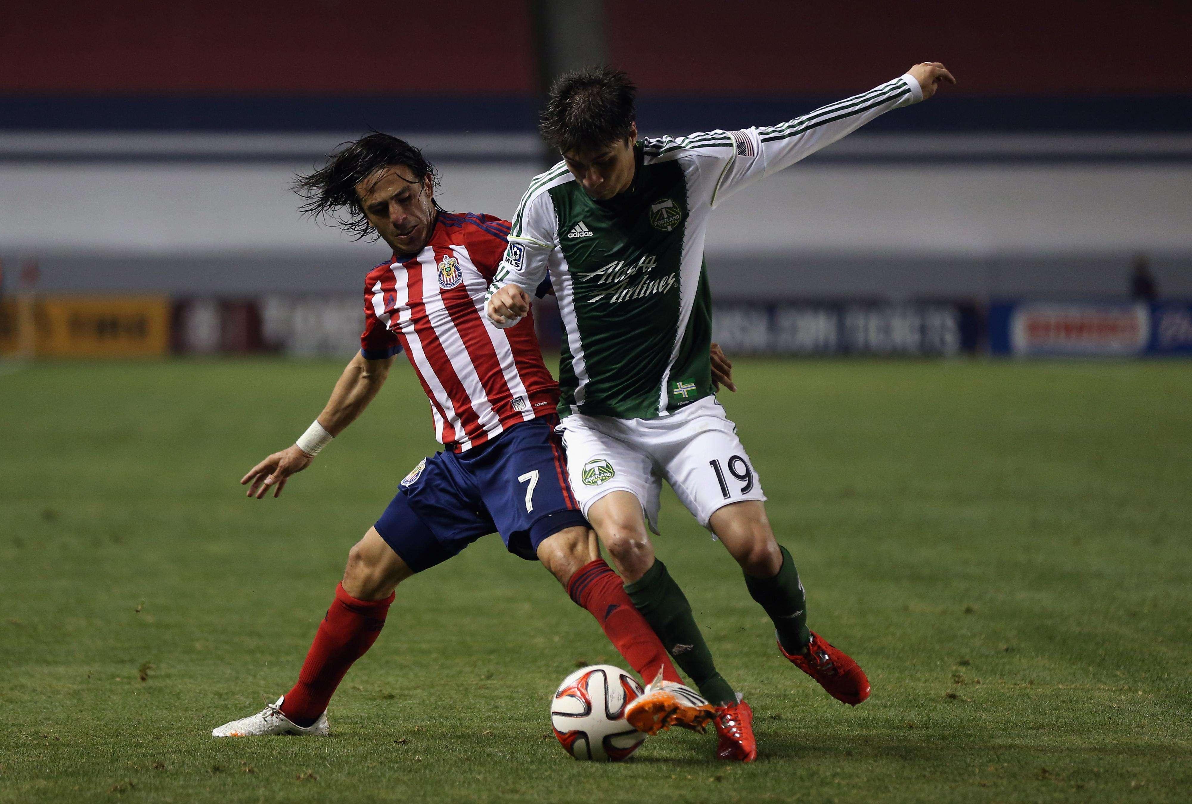 Argentino Mauro Rosales pasa a Vancouver Whitecaps