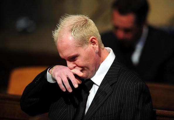 Gascoigne tuvo una reaída en su lucha contra el alcoholismo. Foto: AFP