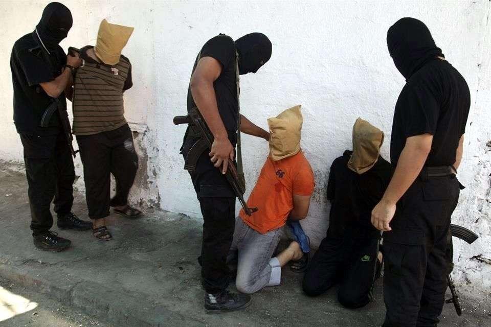 Hamas fusila a 18 'colaboradores' de Israel tras bombardeo