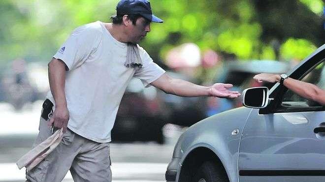 Vecinos denuncian maltrato de trapitos Foto: Web