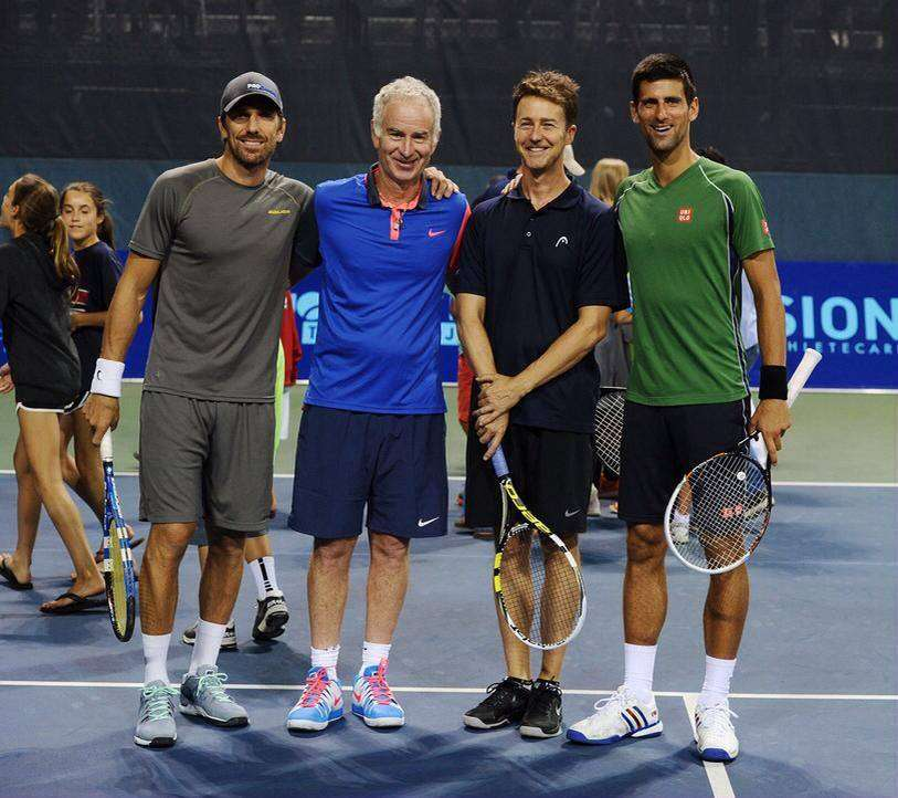 Facebook Novak Djokovic