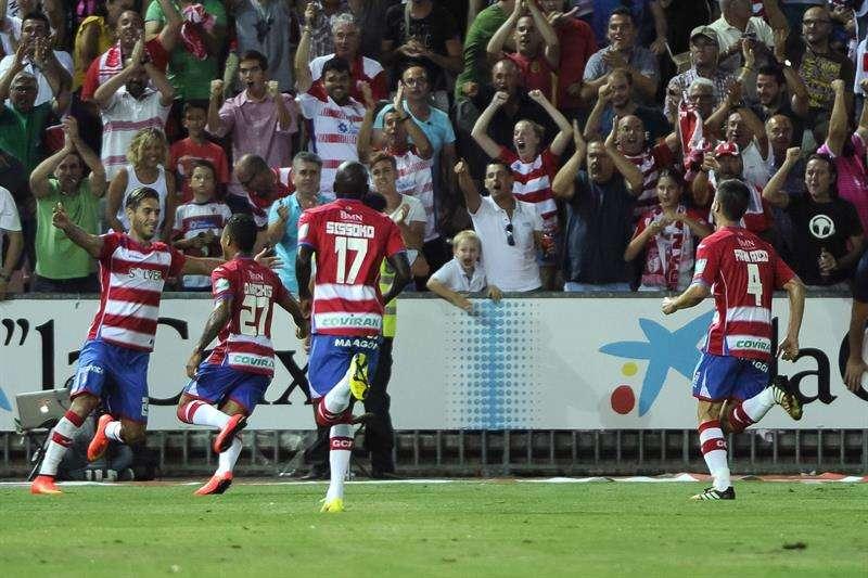 Granada - Deportivo Foto: EFE en español