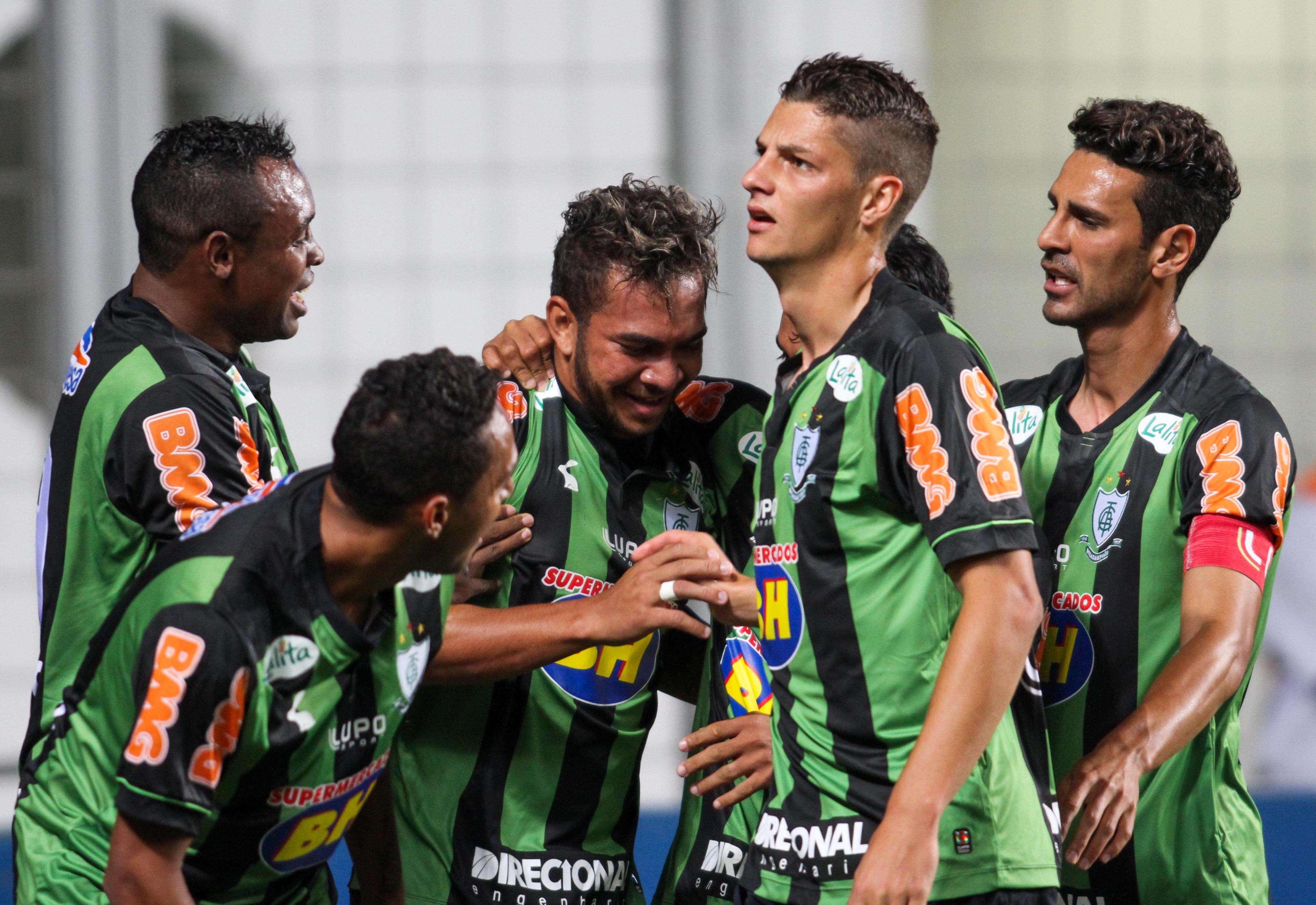 América-MG consegue vitória importante no Independência Foto: Gil Leonardi/Agência Lance