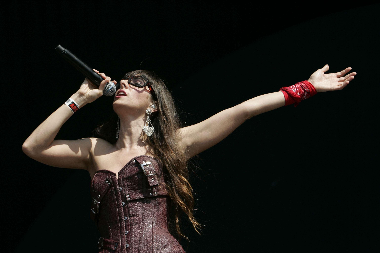 La Mala Rodríguez en Lollapalooza 2011 Foto: Getty Images