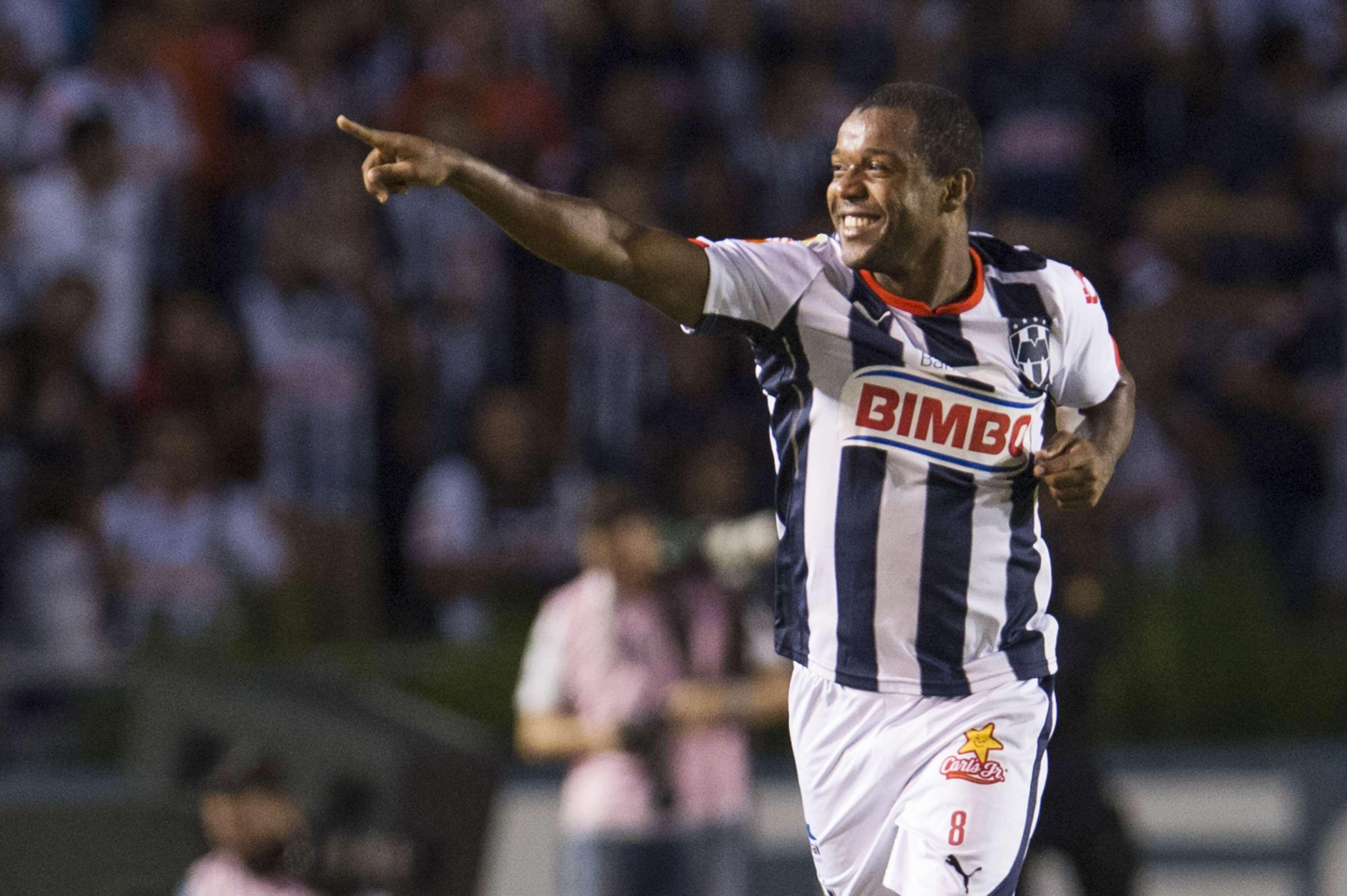 Pabón ha marcado siete goles en el Apertura 2014. Foto: Mexsport