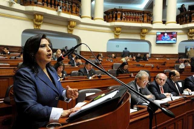 Gabinete Ana Jara intentará ganar el voto de confianza del Congreso en tercera presentación. Foto: PCM Flickr