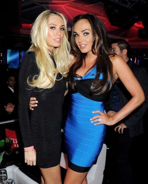 Tamara y Petra Ecclestone, las Kardashian europeas