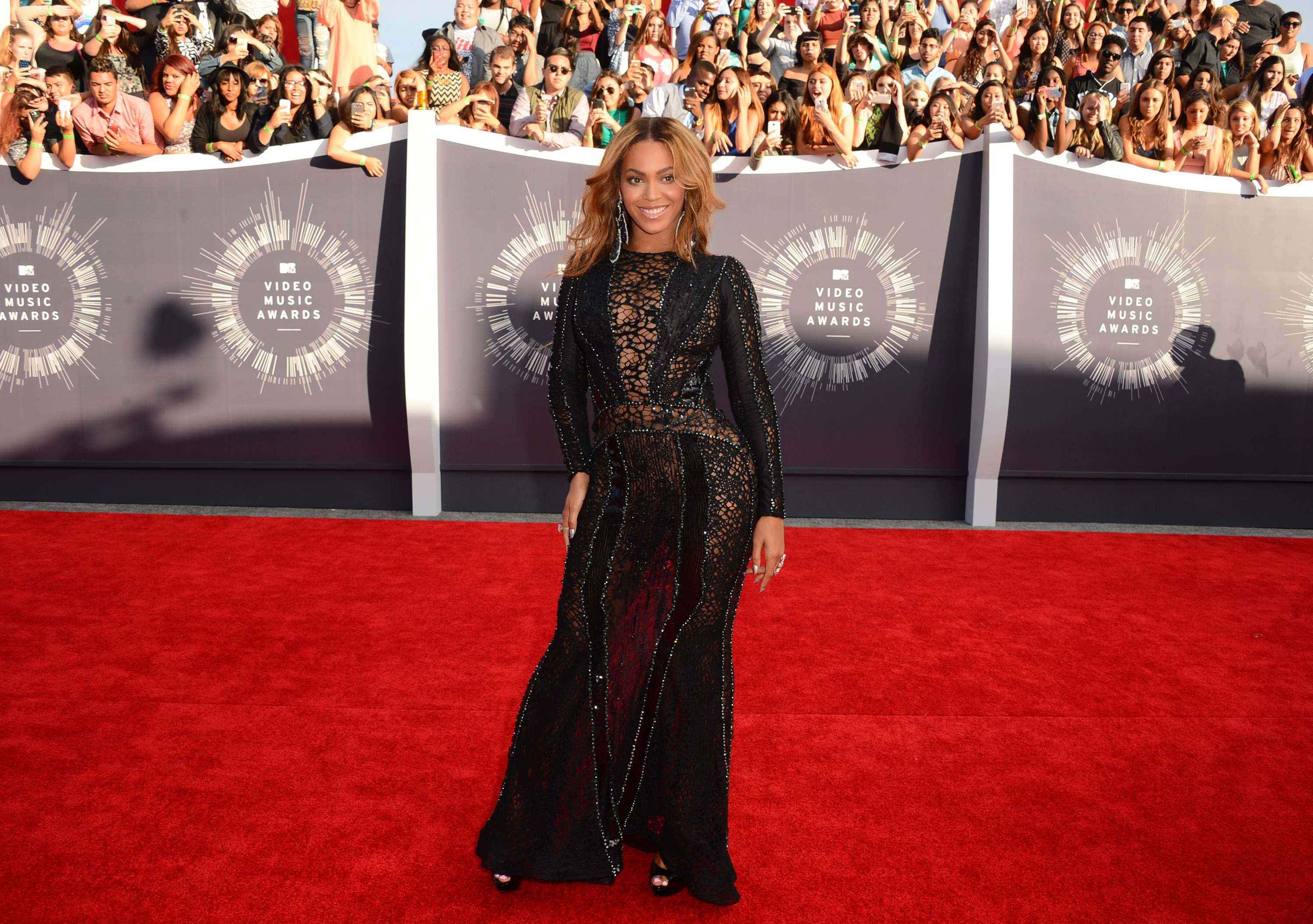 Beyoncé: reina indiscutible de los MTV Video Music Awards