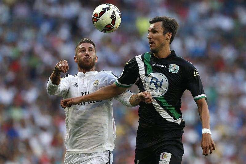 Las mejores imágenes del Real Madrid - Córdoba