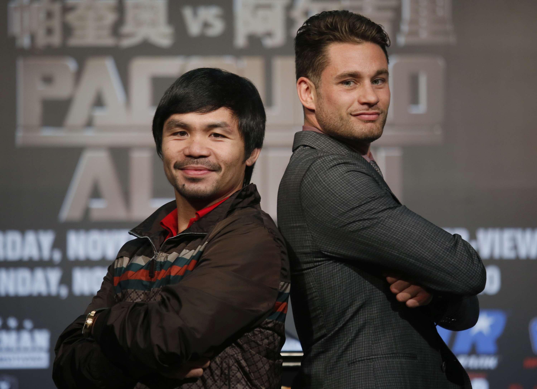 Apostadores no creen en rival de Manny Pacquiao