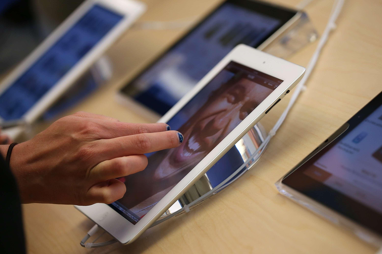 ¿Comprarías un iPad con una pantalla más grande?