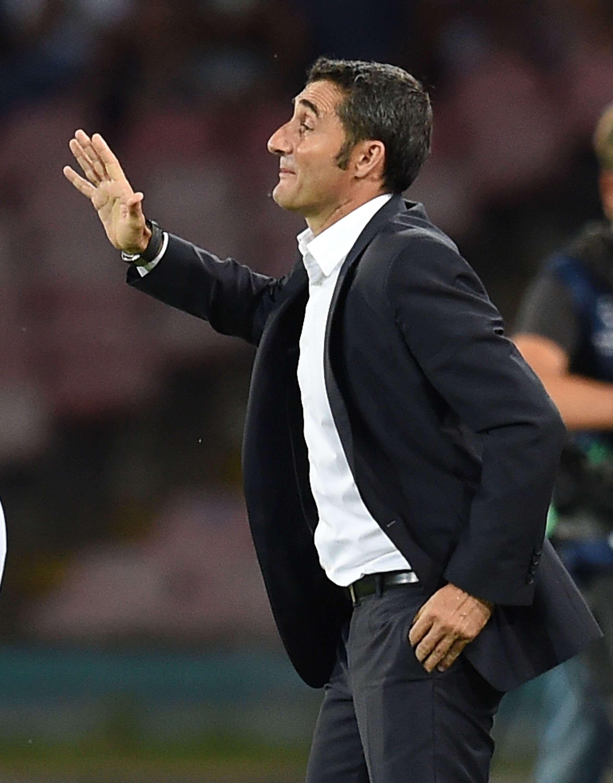 Ernesto Valverde, técnico del Athletic Club. Foto: Getty Images