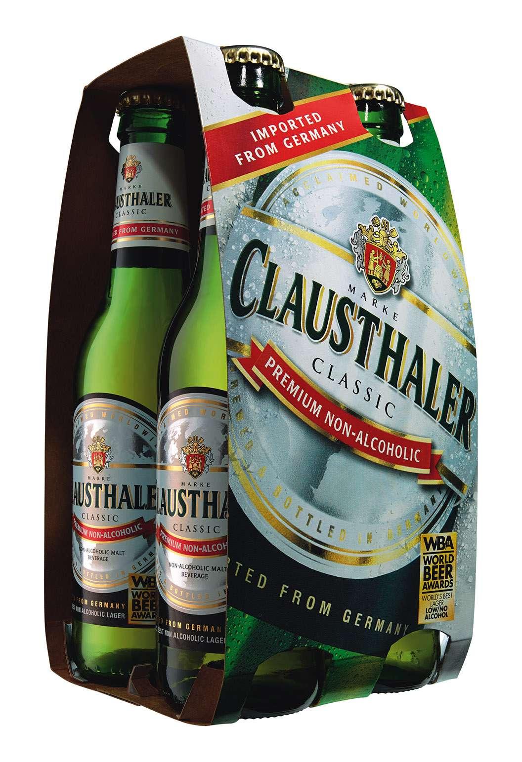 Gentileza Cerveza Clausthaler