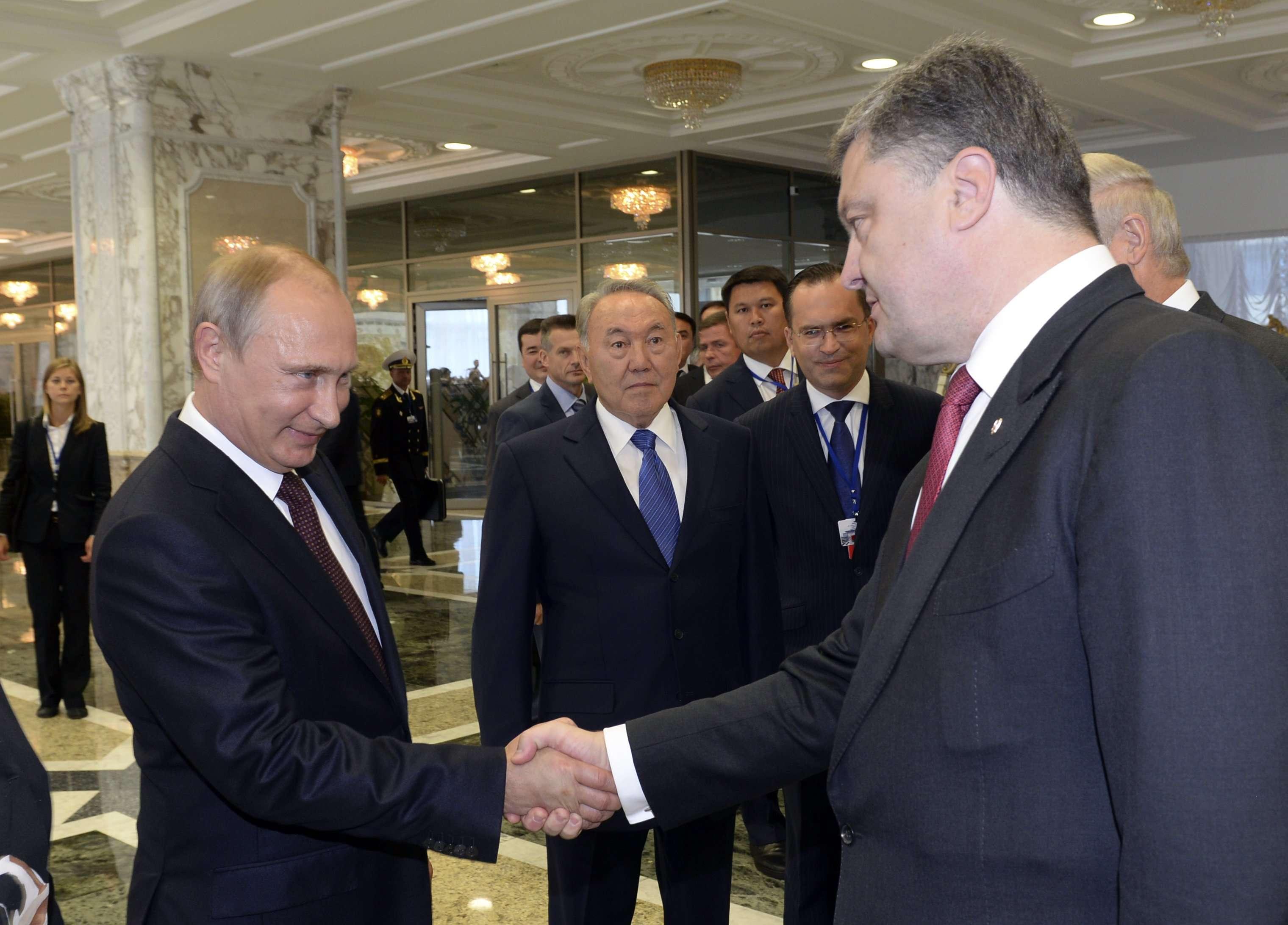Sergei Bondarenko/Kazakh Presidential Office