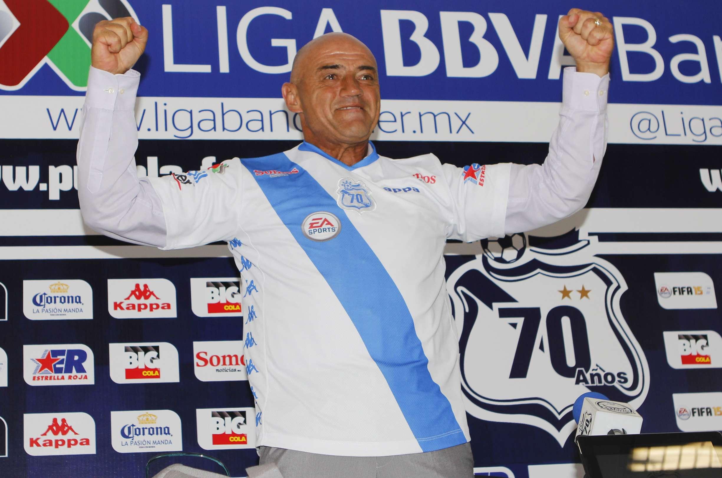 José Luis Sánchez Solá, director técnico de la franja. Foto: Ntx