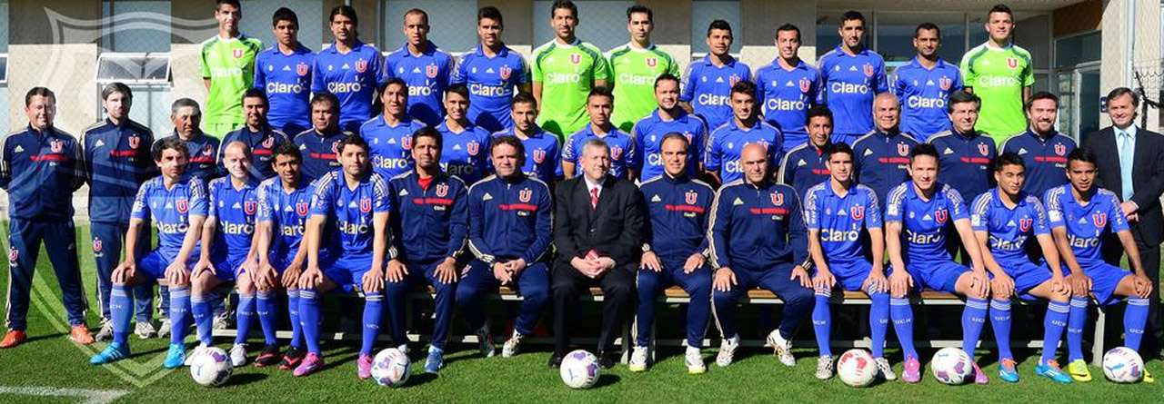 Gentileza club Universidad de Chile
