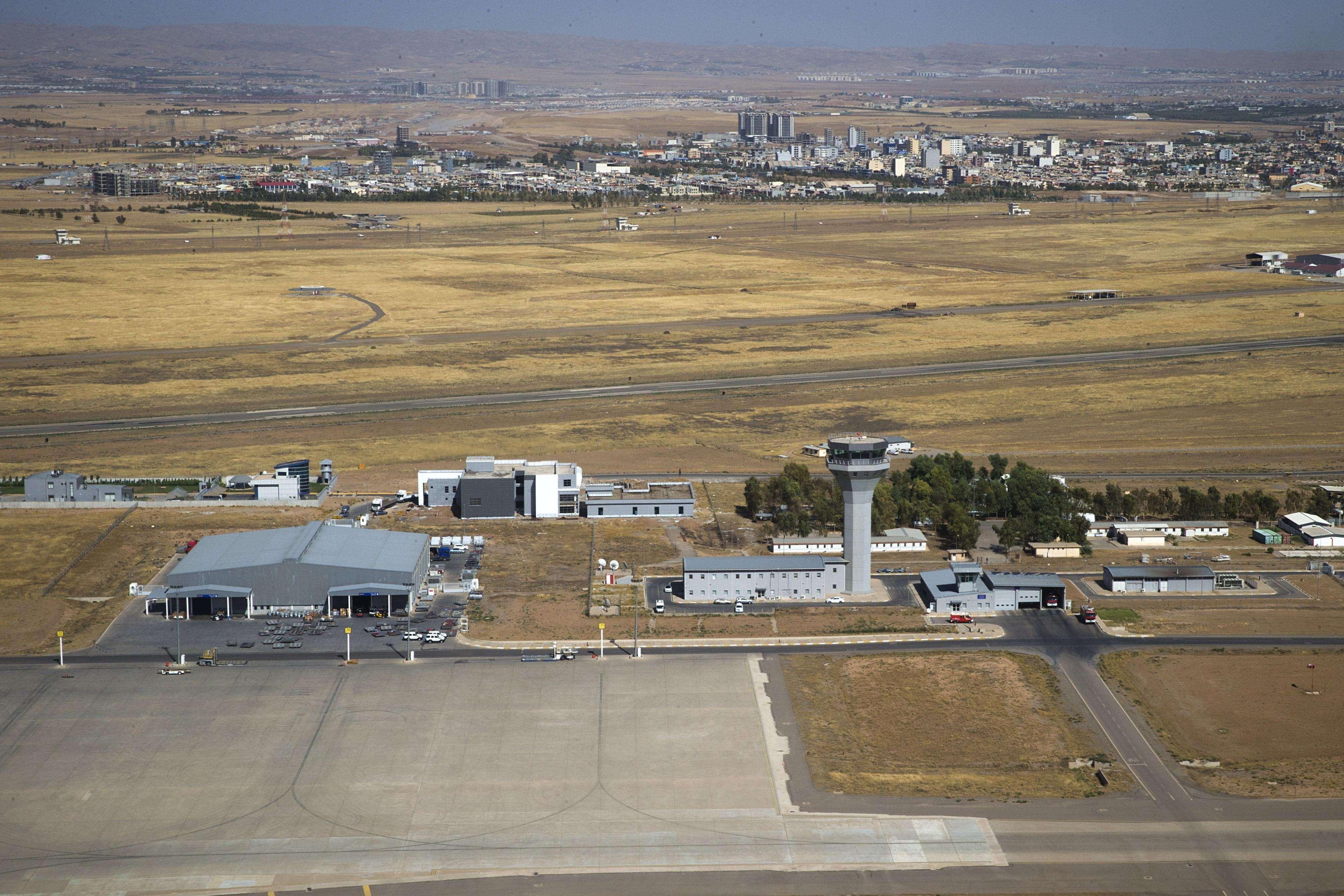 EE.UU. efectúa otros dos ataques aéreos cerca de Erbil