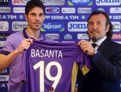 Página de la Fiorentina