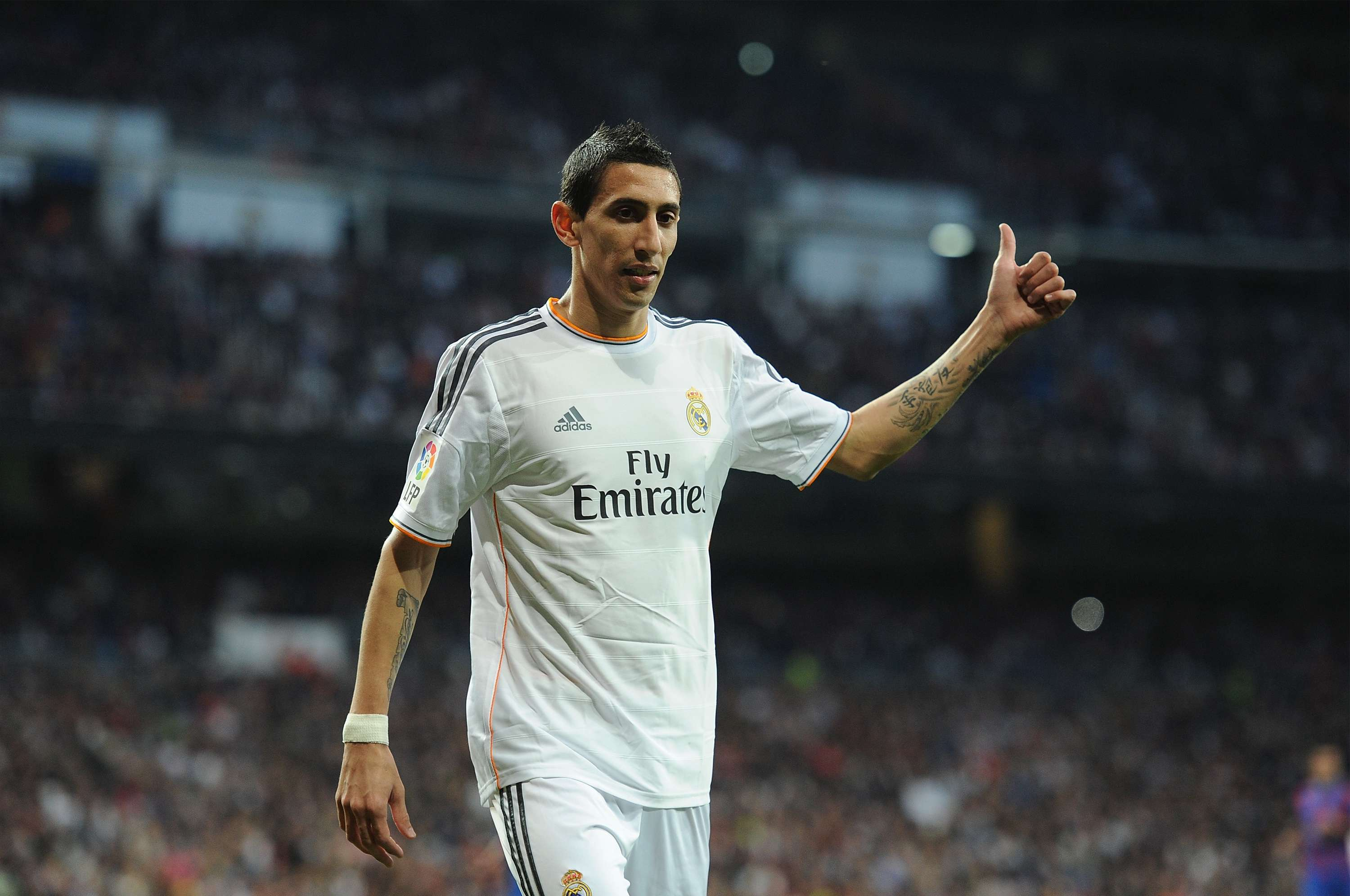 Angel di Maria blames Real Madrid officials for his exit
