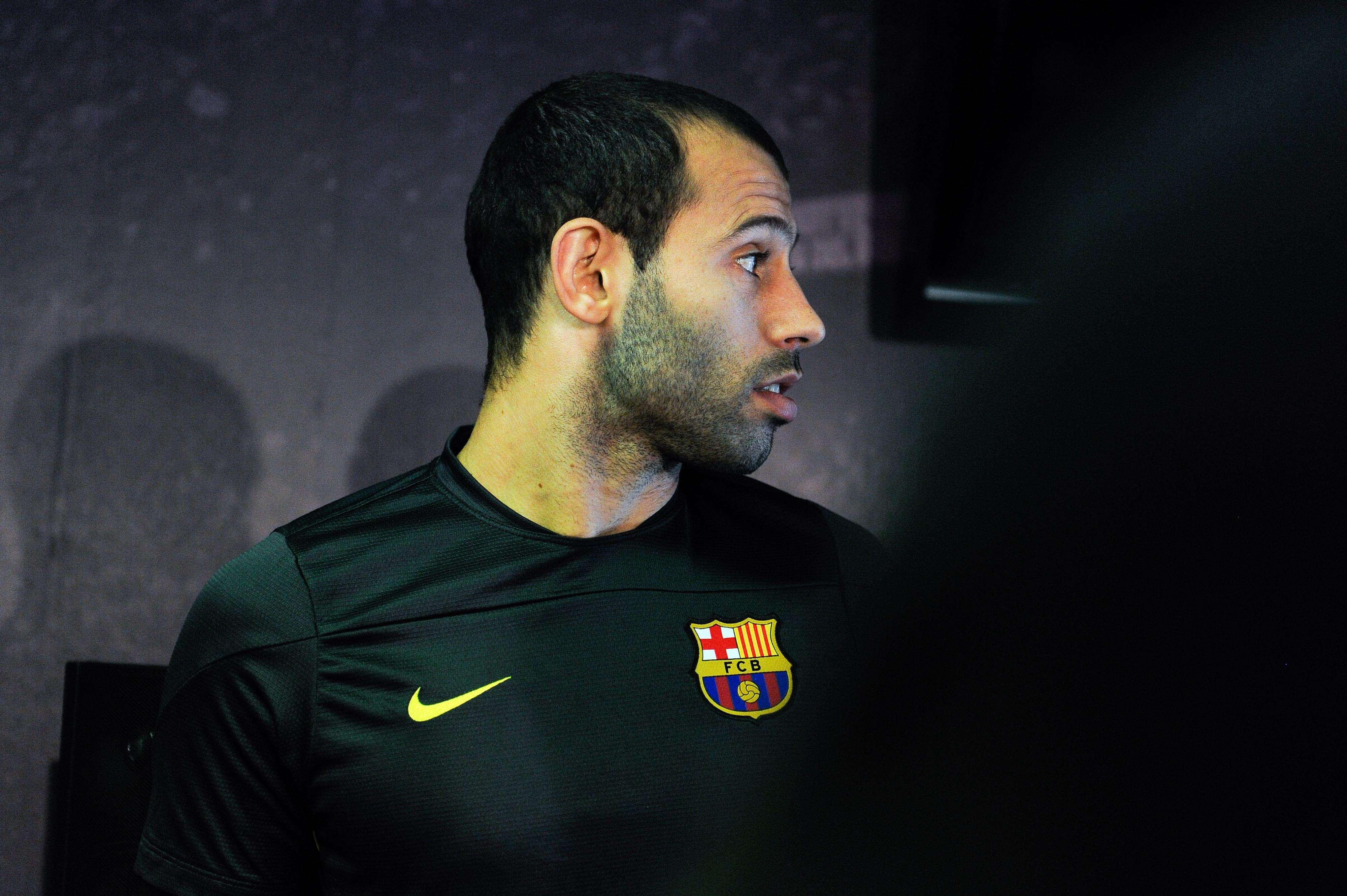 Javier Mascherano o el capitán en la sombra