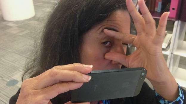 El selfie que puede salvar tus ojos