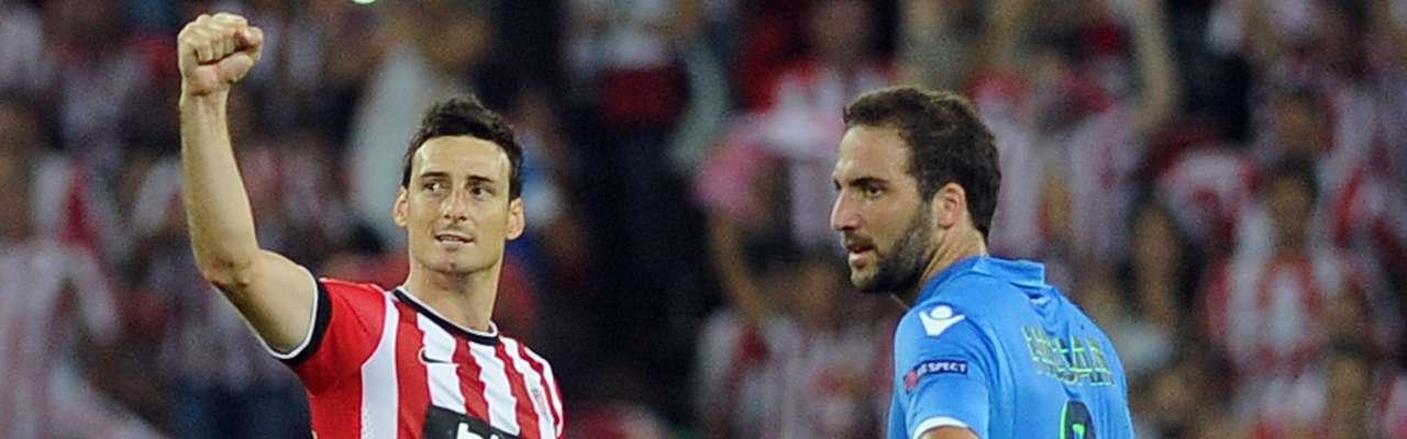 El Athletic remonta al Nápoles y jugará la Champions League