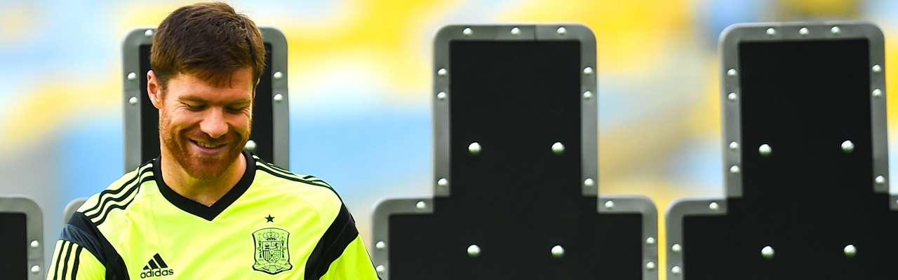 Xabi Alonso anuncia su adiós a la selección española