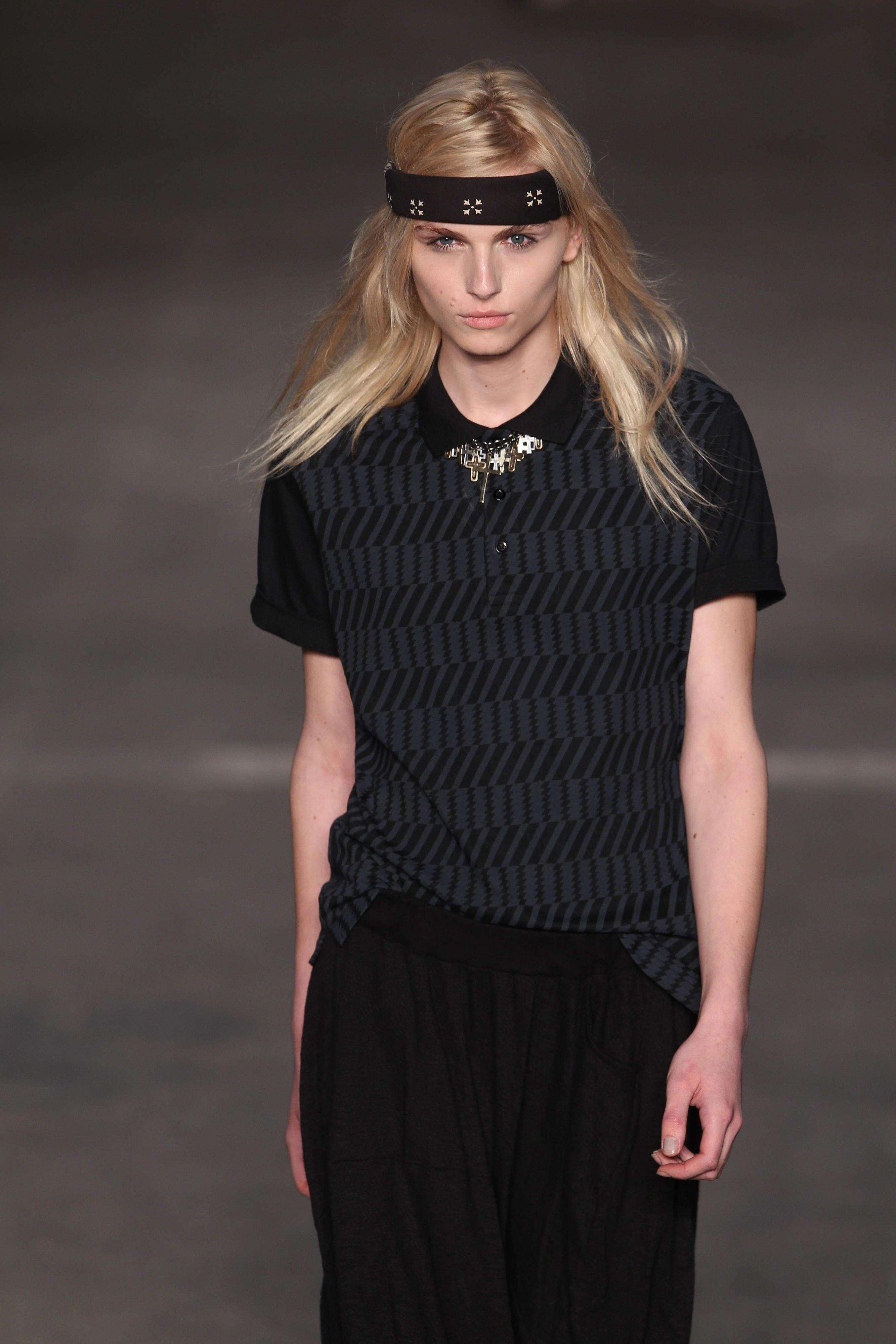 Andreja Pejic, la nueva chica de moda en las pasarelas
