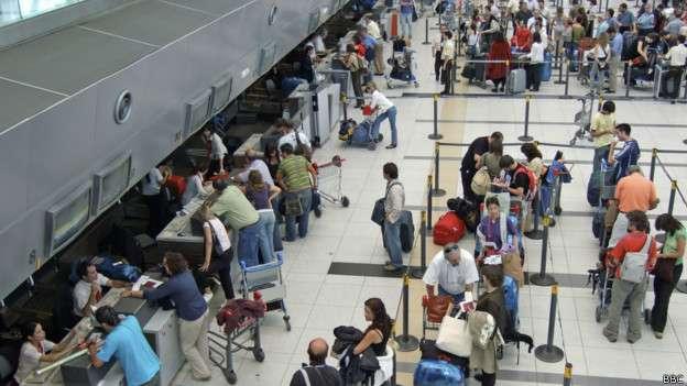 Greve na Argentina provoca cancelamento de voos no Brasil