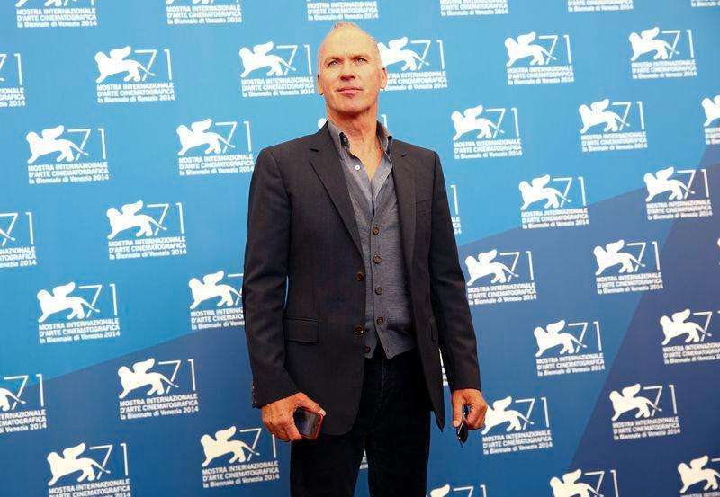 Keaton on form in Venice festival opener 'Birdman'