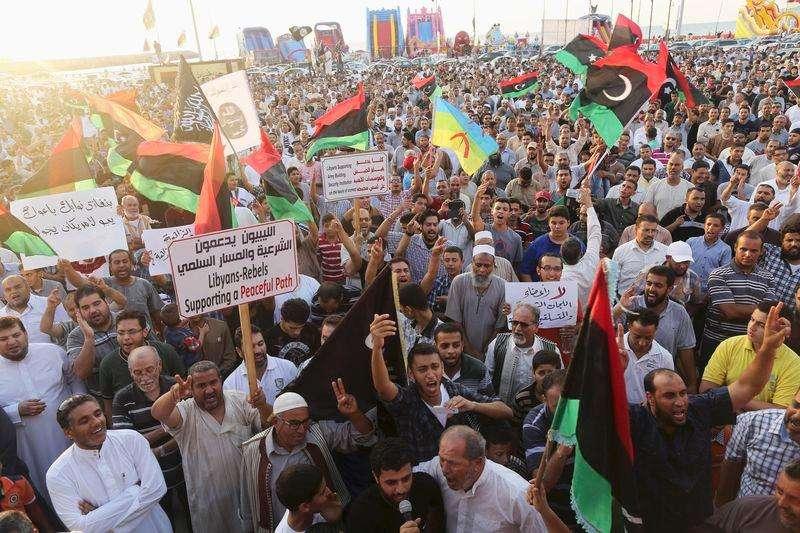 Libia advierte a Naciones Unidas de posible guerra civil