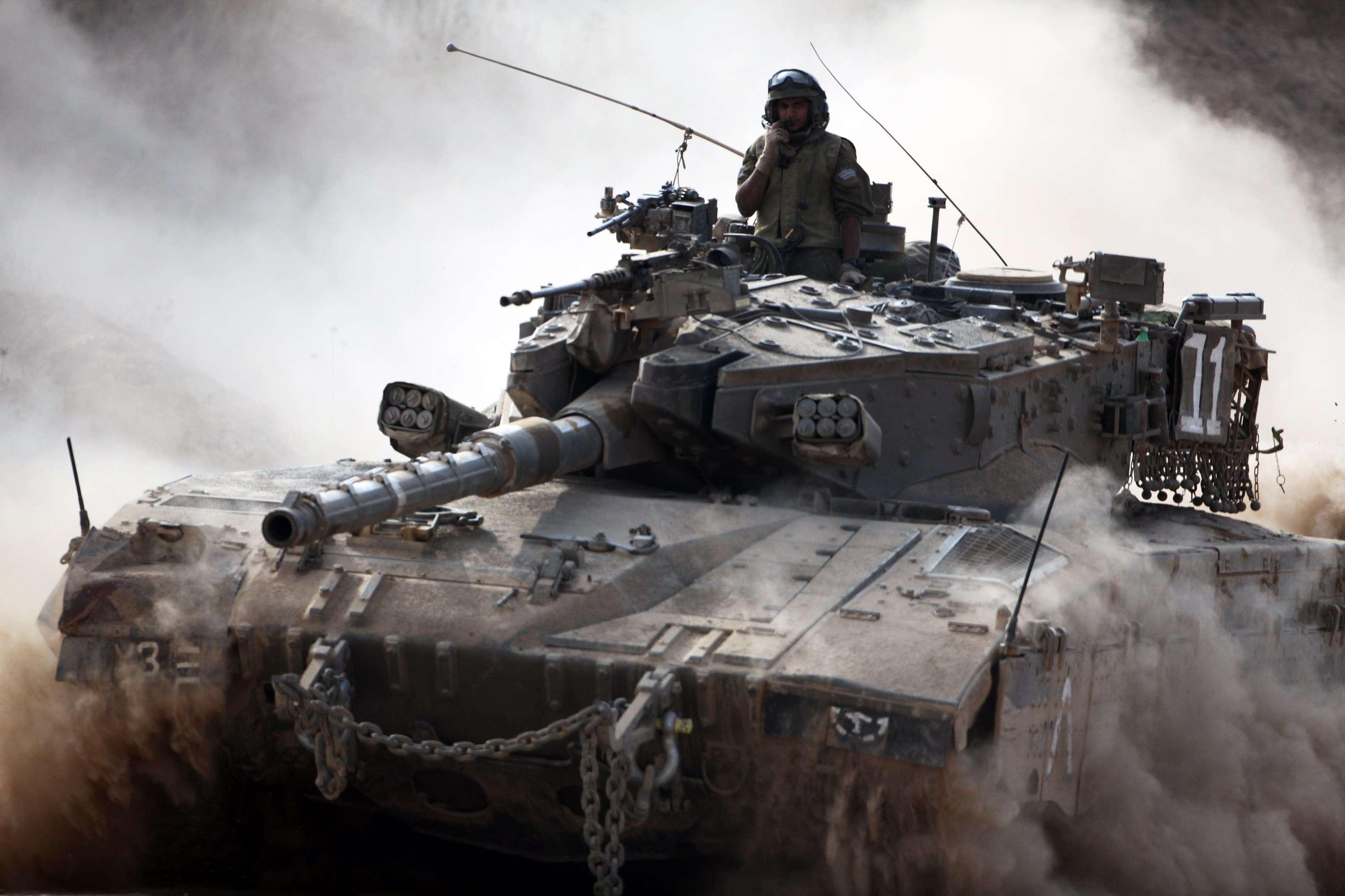 Conoce los 11 ejércitos más poderosos del mundo