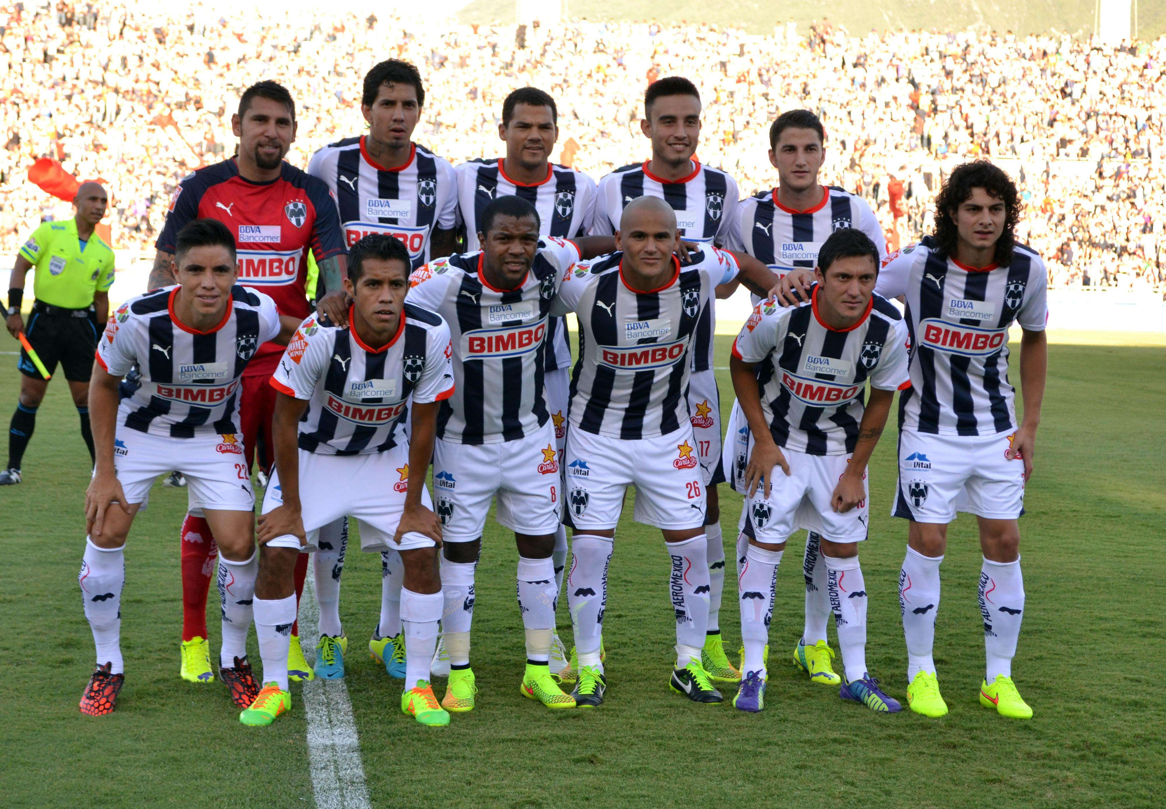 Alberto Bustos/Rayados.com