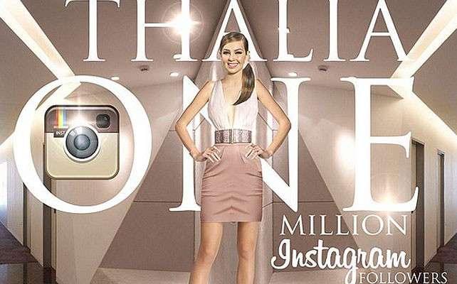 Instagram/Thalía