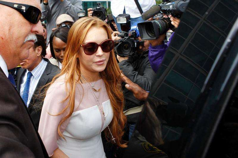 Grand Theft Auto maker says Lindsay Lohan sued to get ...