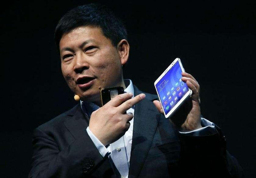 CEO de Huawei: sistema operativo Tizen será un fracaso