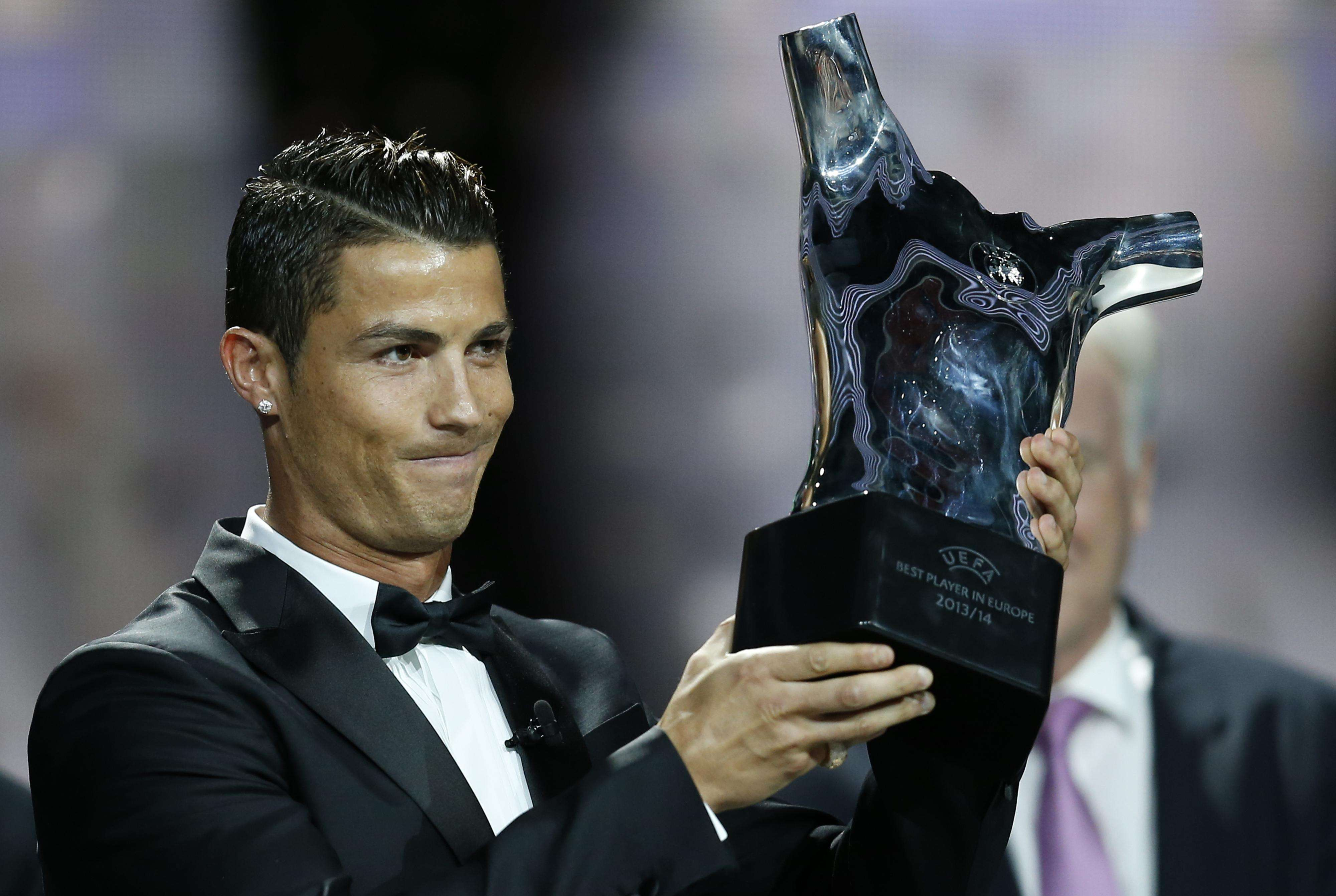 """Cristiano: """"Este año intentaré volver a ser el mejor"""""""