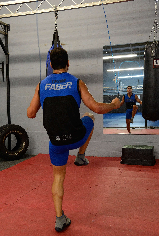 Danny Castillo, que tiene racha de tres peleas ganadas decuatro disputadas recientemente.