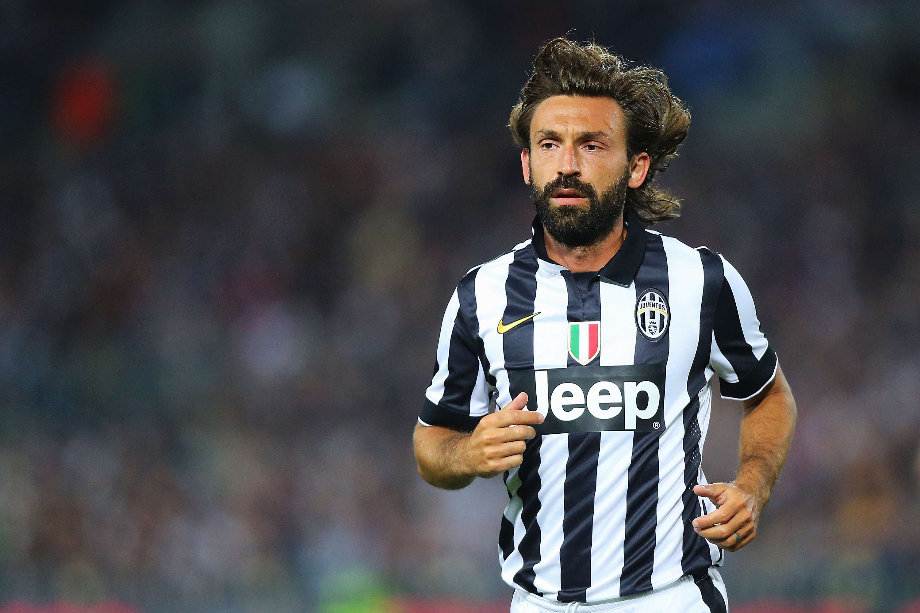 Andrea Pirlo. Foto: Getty Images