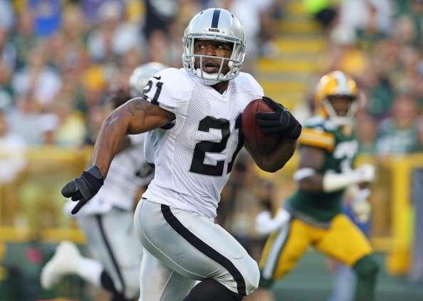 NFL 2014: Jugadores a seguir de los Oakland Raiders