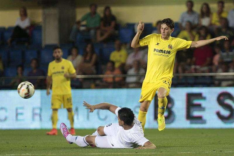 Villarreal jugará la fase de grupos de la Europa League