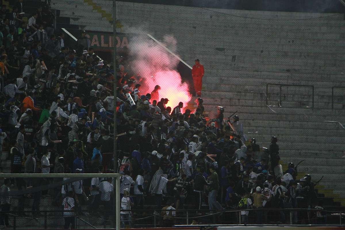 Alianza Lima recibe a Barcelona de Ecuador Foto: Miguel Ángel Bustamante/Terra