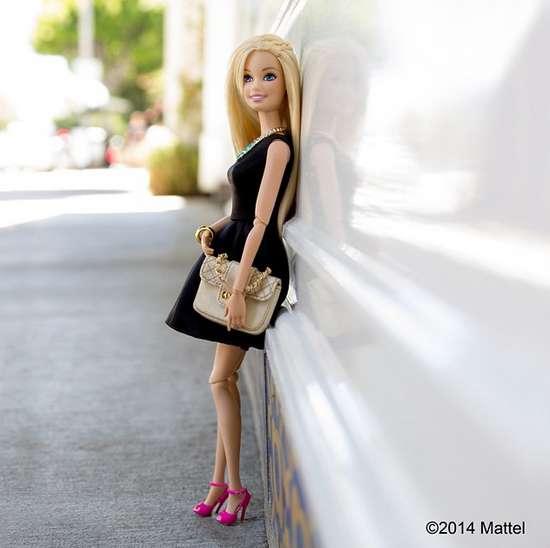 Mattel/Instagram Barbie Style