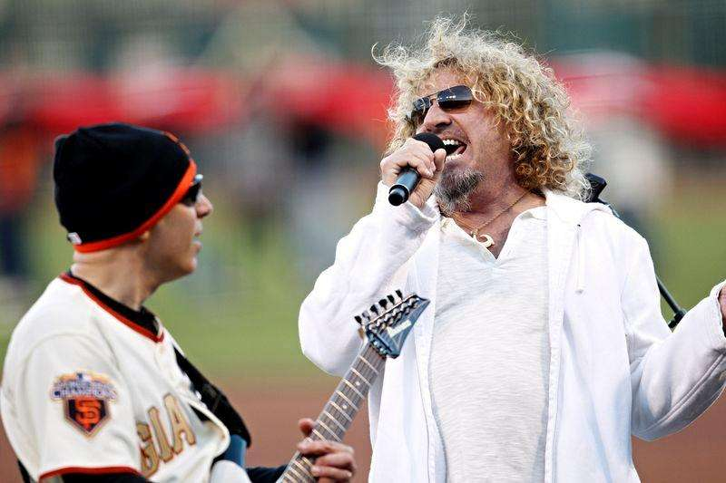 Rocker Sammy Hagar must face ex-Playboy bunny's ...