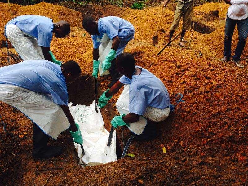 Vacuna de GSK para el ébola entra en vía rápida para ...