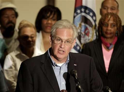 Designan a nuevo director de seguridad estatal en Missouri