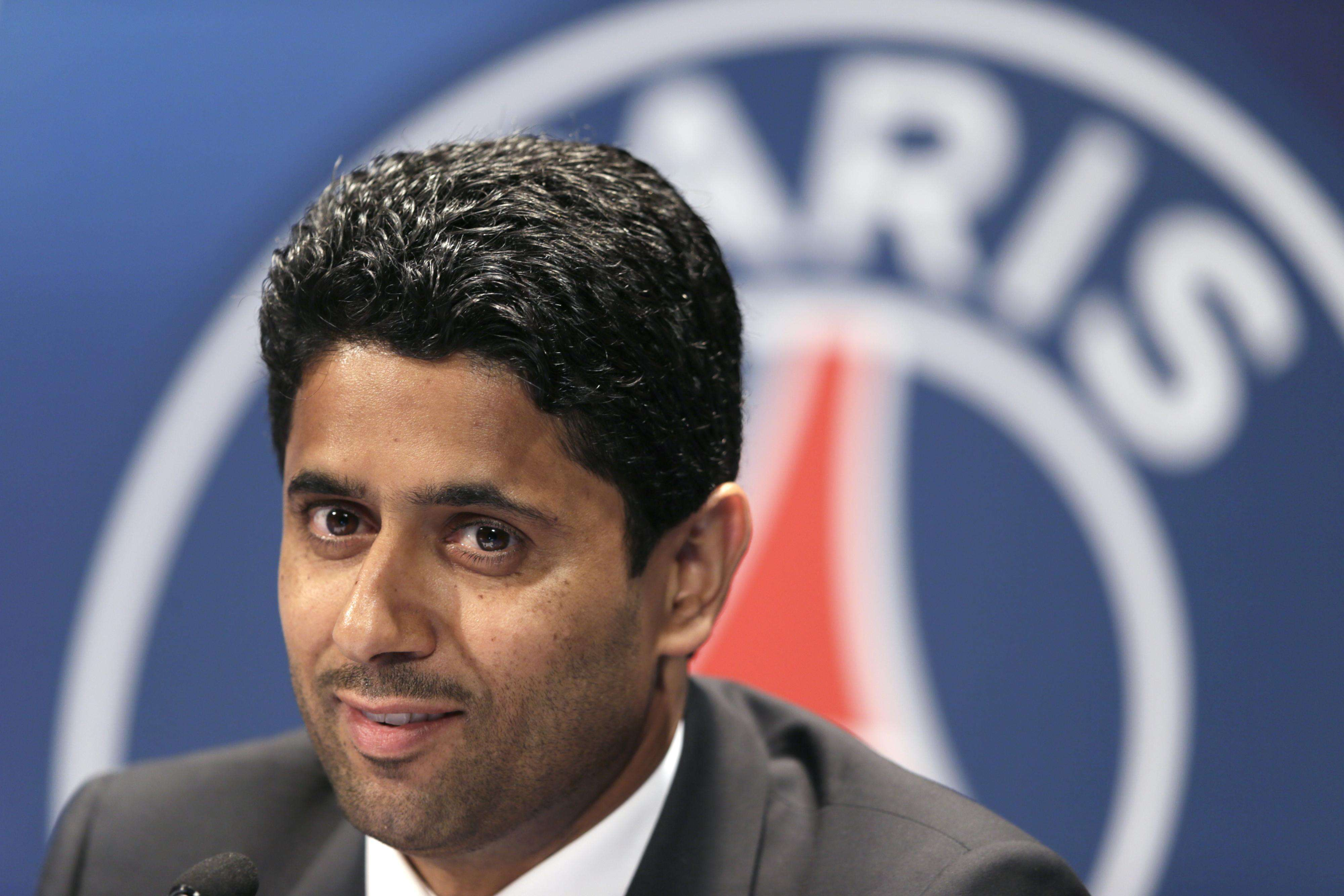 Presidente de PSG ve a su equipo más fuerte que al Barcelona