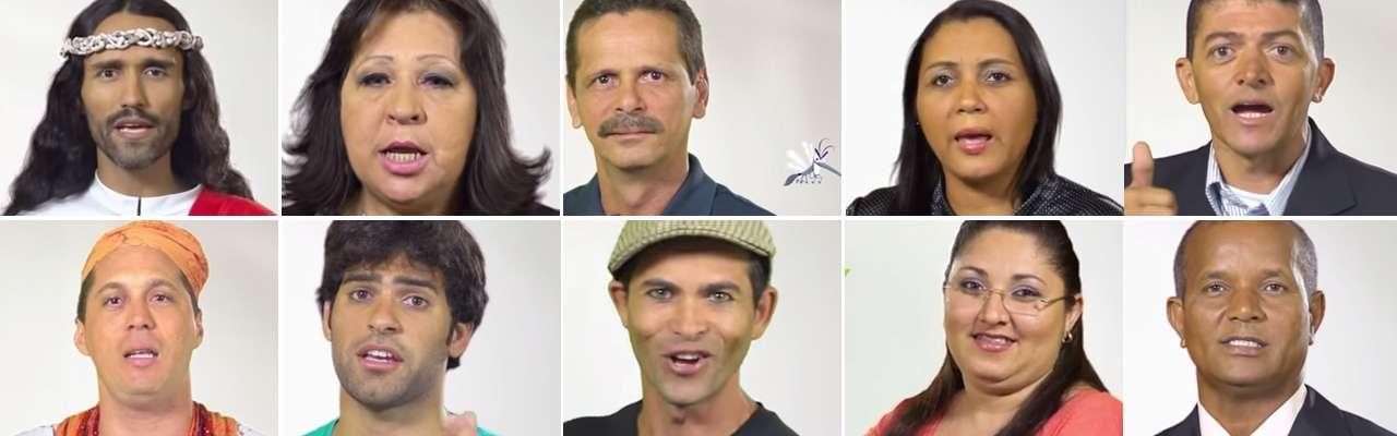 De Jesus a Dengue: conheça 10 candidatos curiosos do PMN-PE